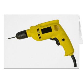 drill card