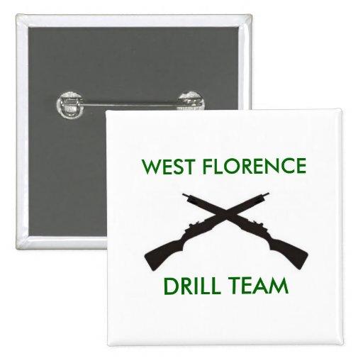 Drill Team Button