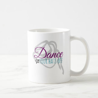 Drill Team Dance Your Hats Off Basic White Mug