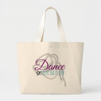 Drill Team Dance Your Hats Off Canvas Bags