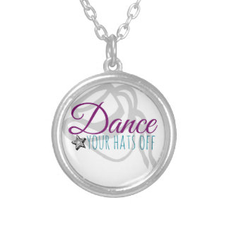 Drill Team Dance Your Hats Off Custom Jewelry