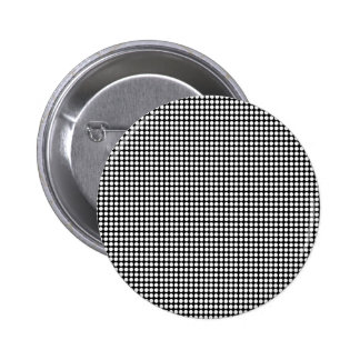 Drilled Plate 6 Cm Round Badge