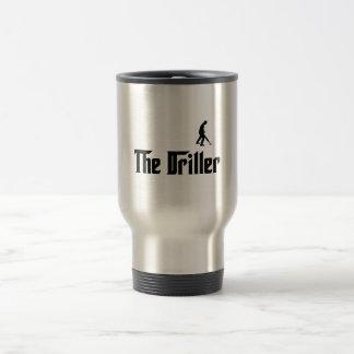 Driller Travel Mug