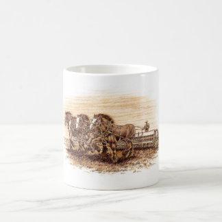 Drilling Oats Coffee Mug