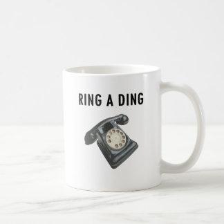 dring a ding tasse