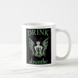 Drink Absinthe Gothic Fairy Mug