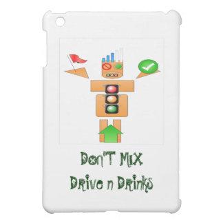 Drink and Drive Internet Traffice iPad Mini Cover