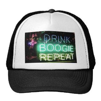 Drink, Boogie, Repeat! Cap