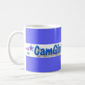 Drink Coffee every morning with all the girls! Basic White Mug