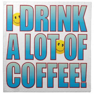Drink Coffee Life B Napkin