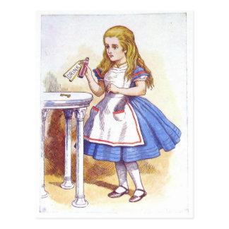 Drink Me, Alice! Postcards