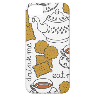 drink me eat me barely there iPhone 5 case