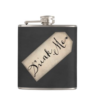 Drink Me Flask