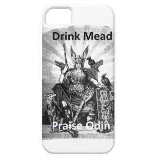 Drink Mead - Praise Odin iPhone 5 Cases