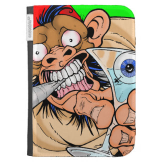 Drink Monkey Kindle Cases
