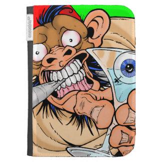 Drink Monkey Kindle Cases
