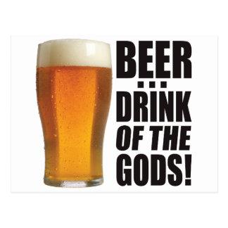 Drink Of Gods Postcard