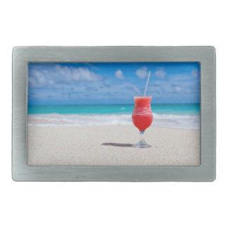 Drink On Beach belt buckle