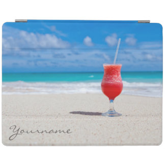 Drink On Beach custom device covers iPad Cover