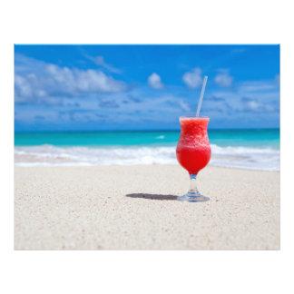 Drink On Beach flyers