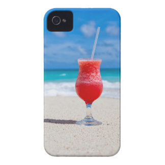 Drink On Beach iPhone case