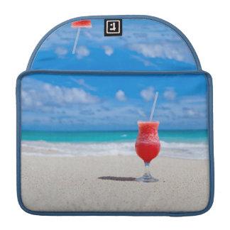 Drink On Beach MacBook sleeves