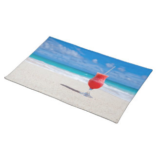 Drink On Beach placemats