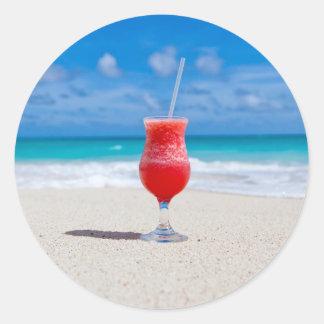 Drink On Beach stickers