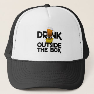 Drink Outside the Box hat - choose color