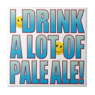 Drink Pale Ale Life B Tile