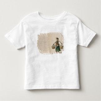 Drink-seller, Venetian (manuscript) Toddler T-Shirt