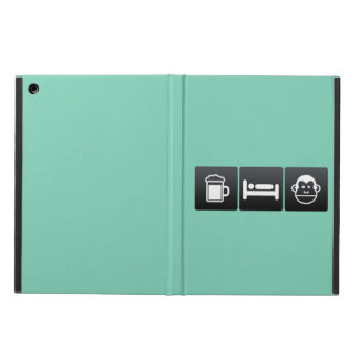 Drink, Sleep and Chimps Case For iPad Air
