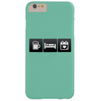 Drink, Sleep and Mother�s Day Barely There iPhone 6 Plus Case