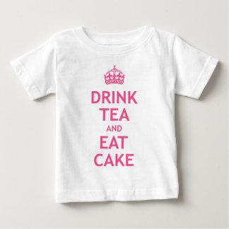 Drink Tea and Eat Cake Tee Shirt
