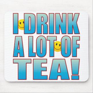 Drink Tea Life B Mouse Mat