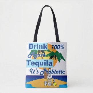 Drink Tequela Tote Bag
