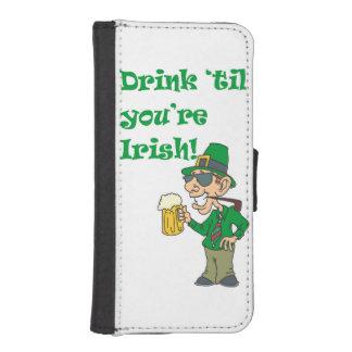 DRINK TIL YOURE IRISH