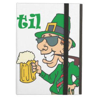 DRINK TIL YOURE IRISH iPad AIR CASES