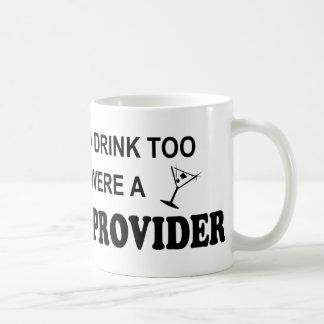 Drink Too - Daycare Provider Coffee Mug