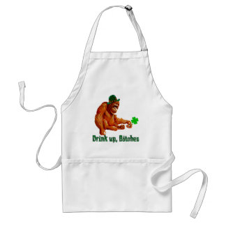 Drink Up, B***** Aprons