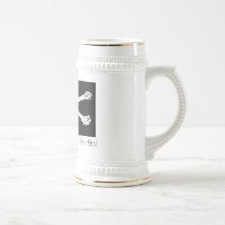 Drink Up, Me Hearties, Yo Ho! Beer Stein