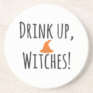 Drink Up, Witches, Coaster