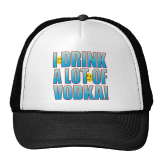 Drink Vodka Life B Cap