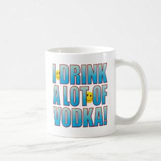 Drink Vodka Life B Coffee Mug