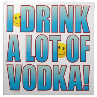 Drink Vodka Life B Napkin