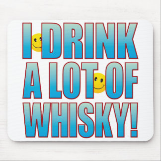 Drink Whisky Life B Mouse Pad