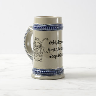 """Drink With Cthulhu"" Beer Stein"