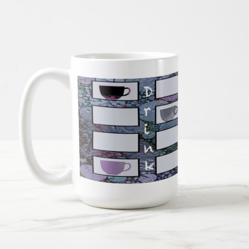Drink With Me bubbles Mug