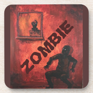 DRINK ZOMBIE COASTER by Jetpackcorps