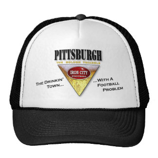 Drinkin' Town with a Football Problem Cap